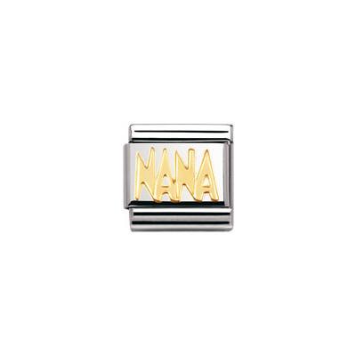 modulaire unisex bijoux Nomination Composable 030107/09