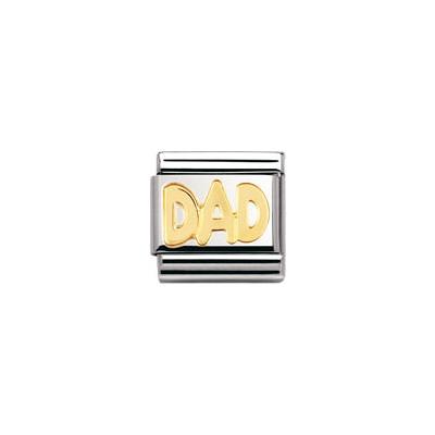 modulaire unisex bijoux Nomination Composable 030107/11