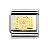modulaire unisex bijoux Nomination Composable 030108/09