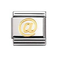 modulaire unisex bijoux Nomination Composable 030108/12