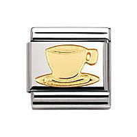 modulaire unisex bijoux Nomination Composable 030109/05