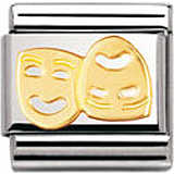 modulaire unisex bijoux Nomination Composable 030110/01