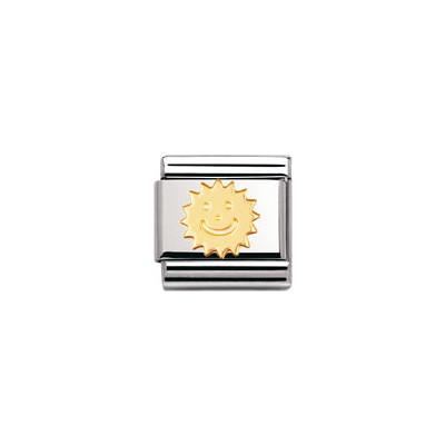 modulaire unisex bijoux Nomination Composable 030110/02