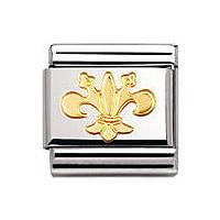 modulaire unisex bijoux Nomination Composable 030110/10