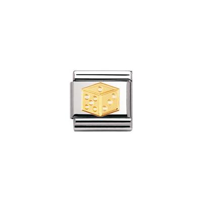 modulaire unisex bijoux Nomination Composable 030110/25