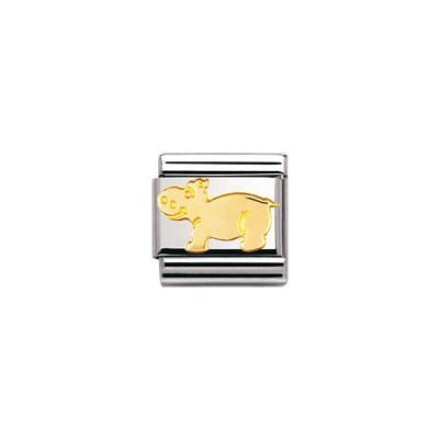 modulaire unisex bijoux Nomination Composable 030112/02