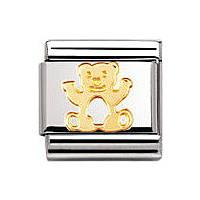 modulaire unisex bijoux Nomination Composable 030112/11