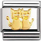 modulaire unisex bijoux Nomination Composable 030112/13