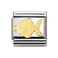 modulaire unisex bijoux Nomination Composable 030113/02