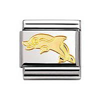 modulaire unisex bijoux Nomination Composable 030113/04