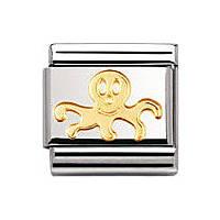 modulaire unisex bijoux Nomination Composable 030113/08