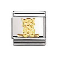 modulaire unisex bijoux Nomination Composable 030114/06