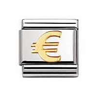 modulaire unisex bijoux Nomination Composable 030115/01