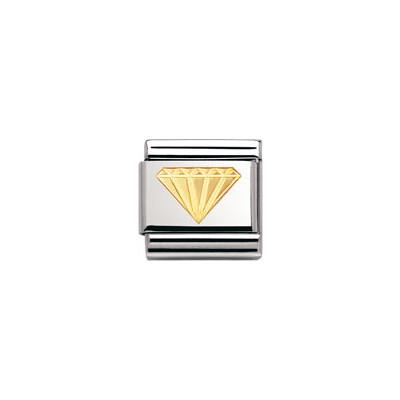 modulaire unisex bijoux Nomination Composable 030115/03