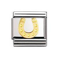 modulaire unisex bijoux Nomination Composable 030115/11