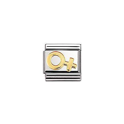 modulaire unisex bijoux Nomination Composable 030116/04