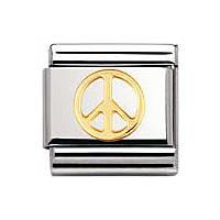 modulaire unisex bijoux Nomination Composable 030116/06