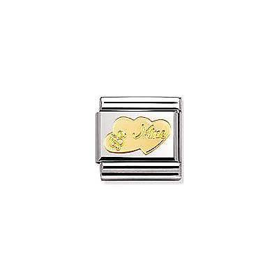 modulaire unisex bijoux Nomination Composable 030116/08