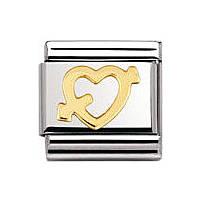 modulaire unisex bijoux Nomination Composable 030116/09