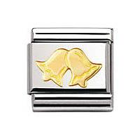 modulaire unisex bijoux Nomination Composable 030117/01