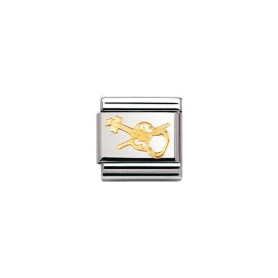 modulaire unisex bijoux Nomination Composable 030117/06