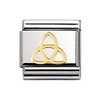 modulaire unisex bijoux Nomination Composable 030119/04