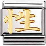 modulaire unisex bijoux Nomination Composable 030120/03