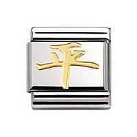 modulaire unisex bijoux Nomination Composable 030120/04