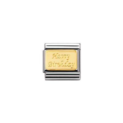 modulaire unisex bijoux Nomination Composable 030121/09