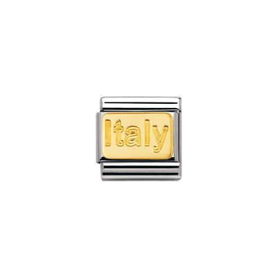 modulaire unisex bijoux Nomination Composable 030121/11