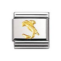modulaire unisex bijoux Nomination Composable 030122/01