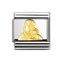 modulaire unisex bijoux Nomination Composable 030122/08