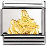 modulaire unisex bijoux Nomination Composable 030122/11