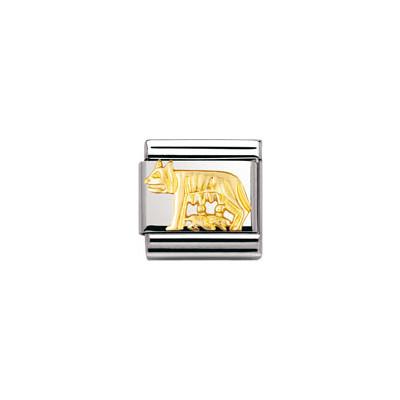 modulaire unisex bijoux Nomination Composable 030122/15