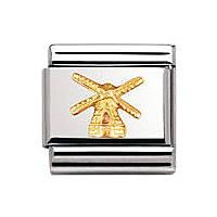 modulaire unisex bijoux Nomination Composable 030123/03