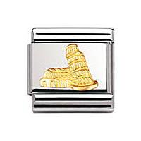 modulaire unisex bijoux Nomination Composable 030123/09