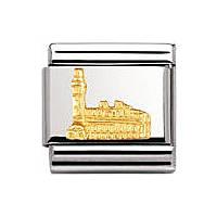 modulaire unisex bijoux Nomination Composable 030123/14