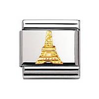 modulaire unisex bijoux Nomination Composable 030123/15