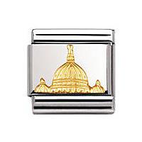 modulaire unisex bijoux Nomination Composable 030123/18