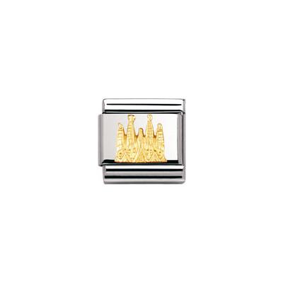 modulaire unisex bijoux Nomination Composable 030123/19
