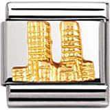 modulaire unisex bijoux Nomination Composable 030123/22
