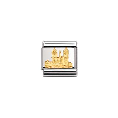 modulaire unisex bijoux Nomination Composable 030123/23