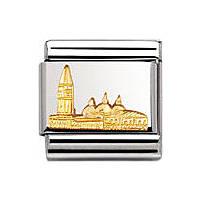 modulaire unisex bijoux Nomination Composable 030123/39