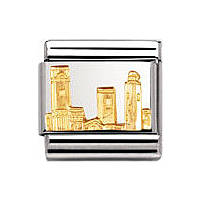 modulaire unisex bijoux Nomination Composable 030123/40