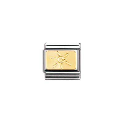 modulaire unisex bijoux Nomination Composable 030125/15