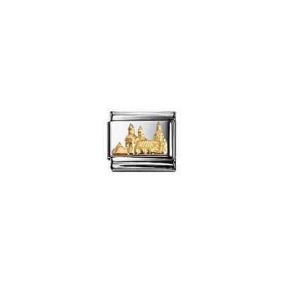modulaire unisex bijoux Nomination Composable 030126/11