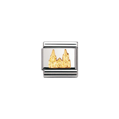 modulaire unisex bijoux Nomination Composable 030126/12