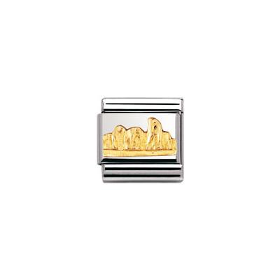 modulaire unisex bijoux Nomination Composable 030126/13