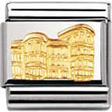 modulaire unisex bijoux Nomination Composable 030126/16