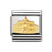 modulaire unisex bijoux Nomination Composable 030126/24